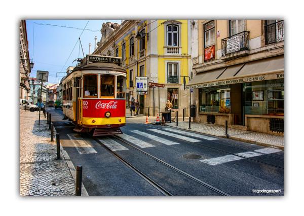 2013 - PORTUGAL - bondinho em Lisboa - DSC_3200